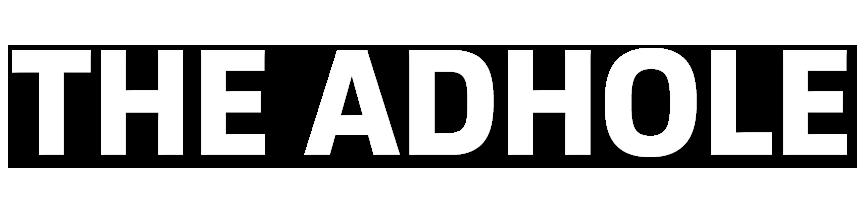The AdHole logo