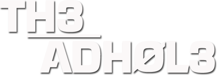 The AdHole logo