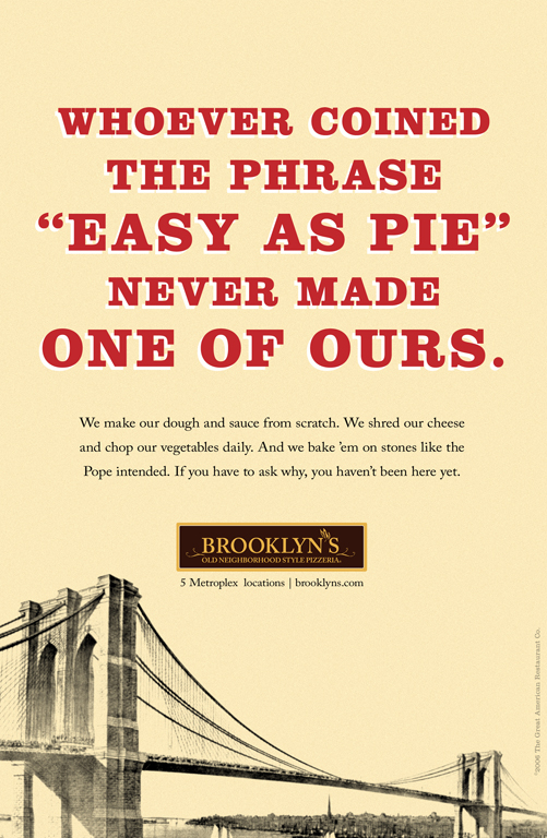 Brooklyn's Pie