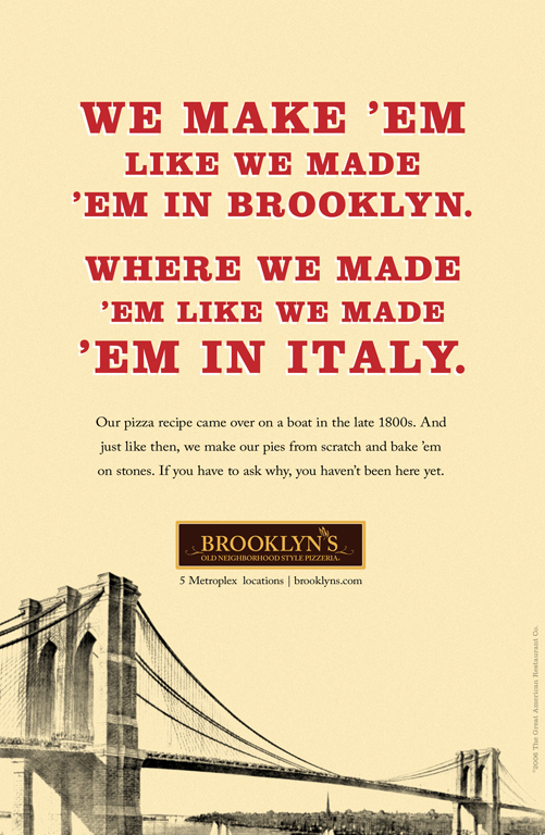 Brooklyn's Italy