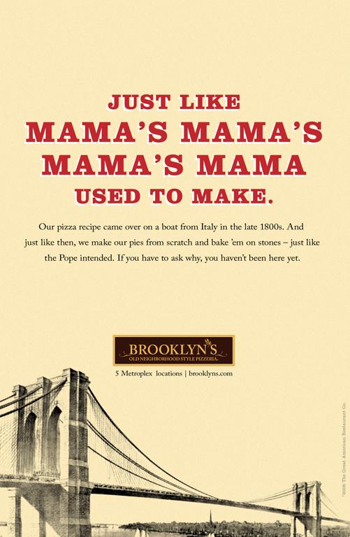 Brooklyn's Mama