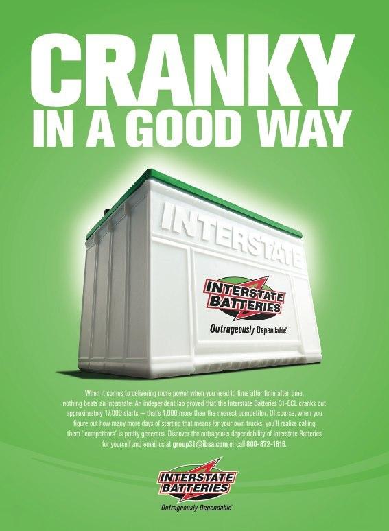 IBS Cranky print ad