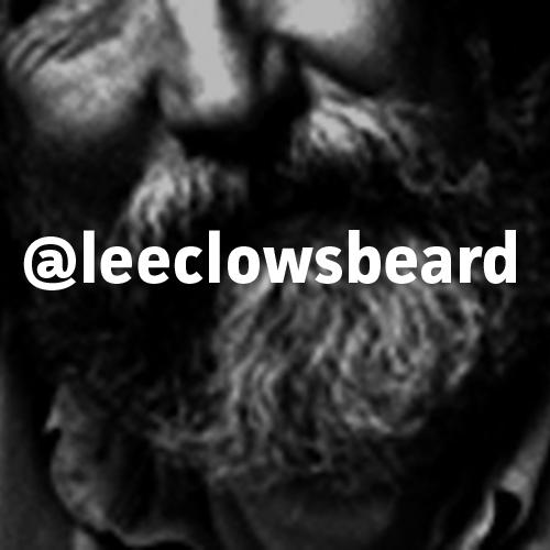 @LeeClowsBeard