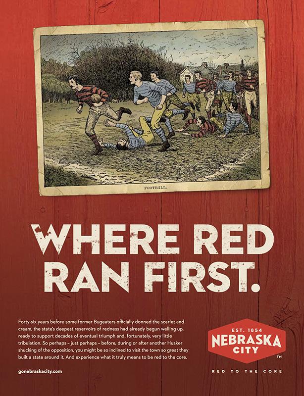 Nebraska City Hail Varsity ad