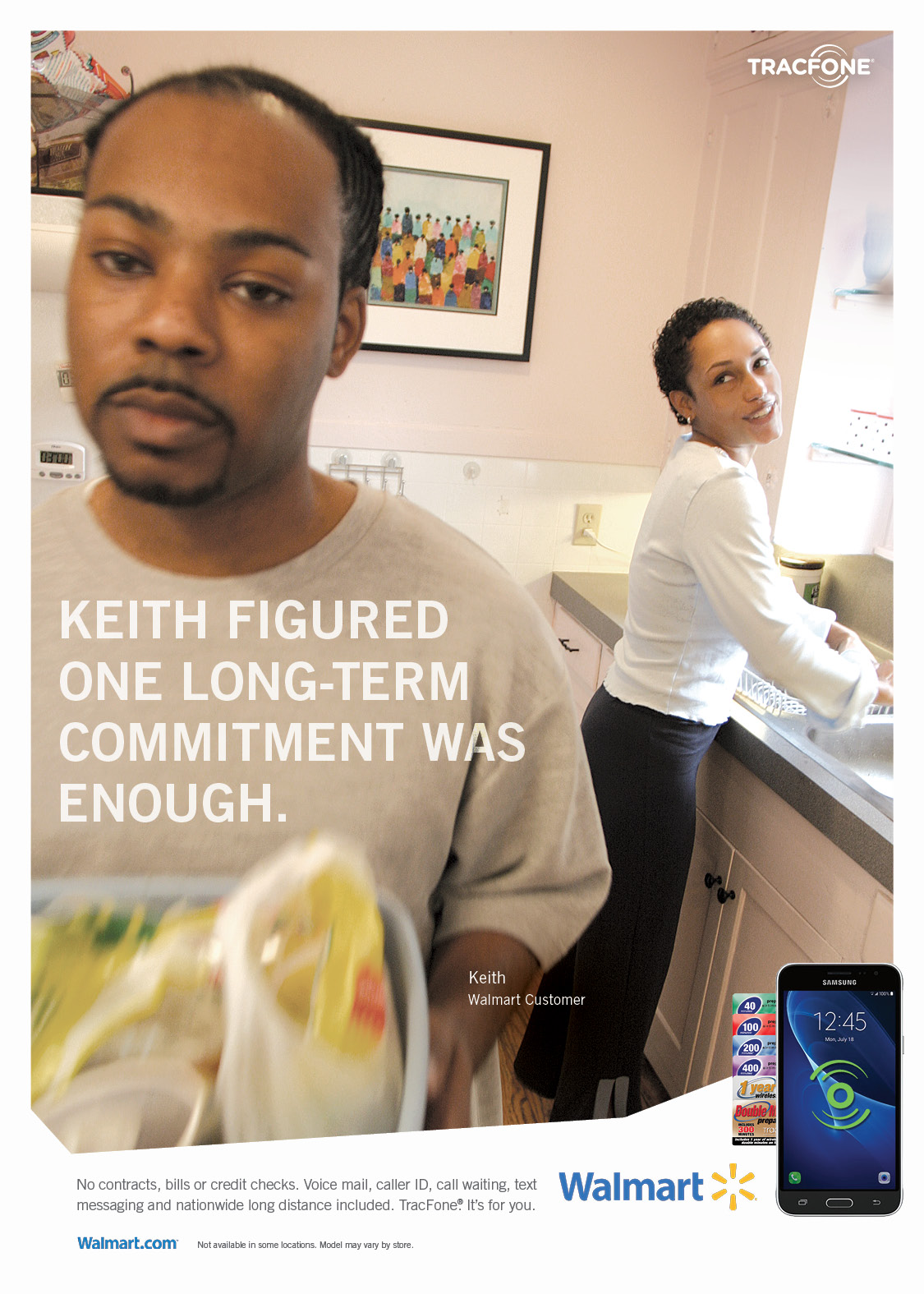 Walmart Keith